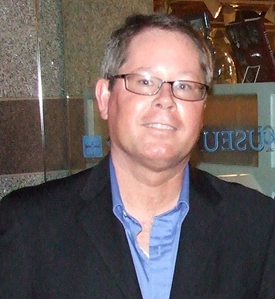 Photo of Allan R. Smith, Executive Producer and Director of Rescue Men Documentary