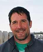 Photo of David Zoby, Writer, Associate Producer and Technical Advisor of Rescue Men Documentary