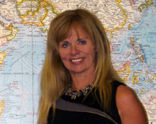 Photo of Vivian Callahan, Writer and Post Production Subervisor of Rescue Men Documentary